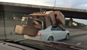 Esempio errato di risparmio nei trasporti