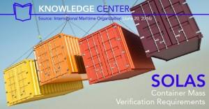 SOLAS mass verification